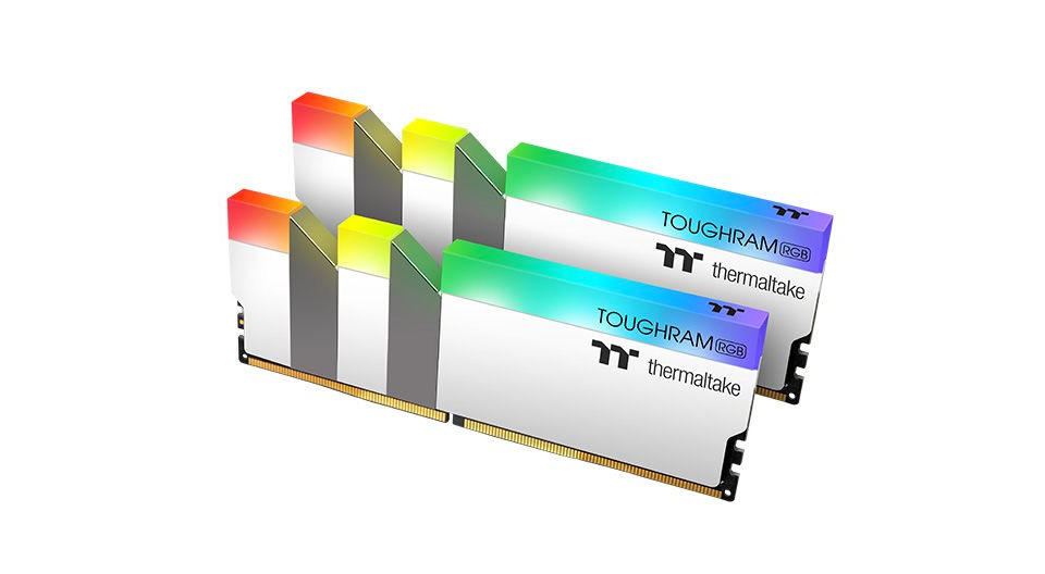 Thermaltake ToughRAM RGB 3200MHz 16GB (2x8GB) DDR4 White product